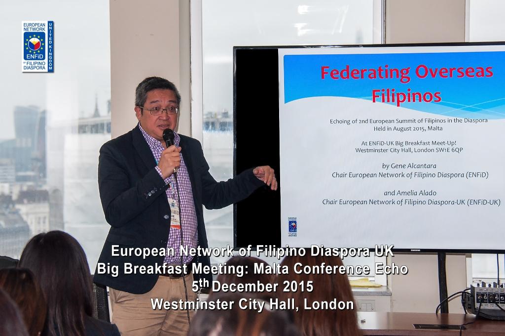 European Network of Filipino Diaspora United Kingdom